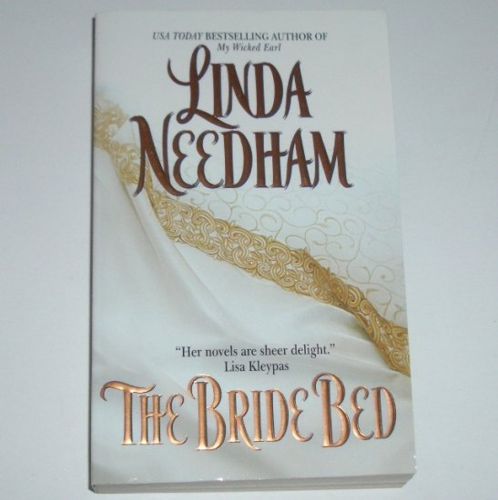The Bride Bed by LINDA NEEDHAM Historical Medieval Romance 2002