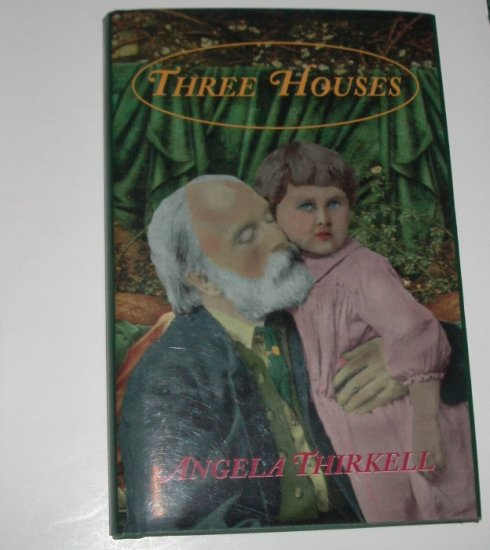 Three Houses by ANGELA THIRKELL Hardcover with Dustjacket Memoir 1998