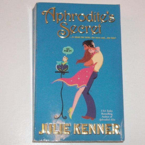 Aphrodite's Secret by JULIE KENNER Love Spell Paranormal Romance 2003 The Protectors Series