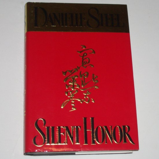 Silent Honor by DANIELLE STEEL Hardcover with Dust Jacket 1996