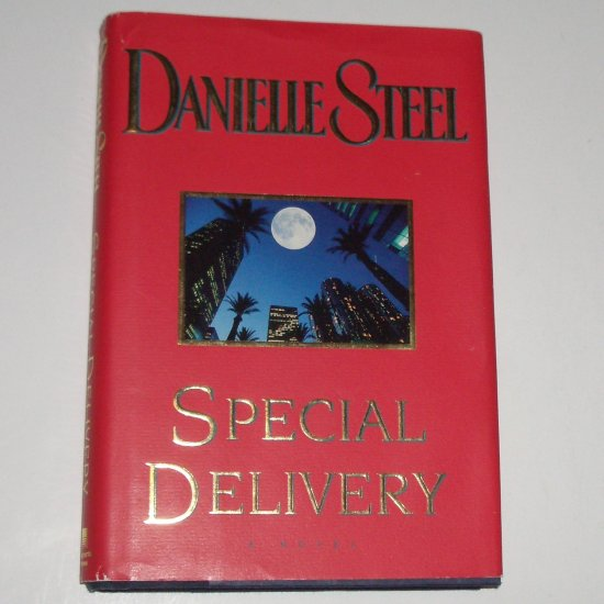 Special Delivery by DANIELLE STEEL Hardcover with Dust Jacket 1997