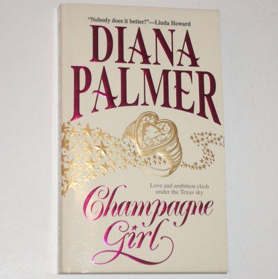 Champagne Girl by DIANA PALMER Romance 1986