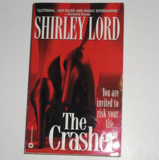 The Crasher by SHIRLEY LORD Suspense Thriller 1998