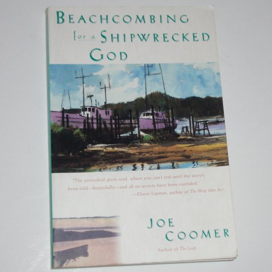 Beachcombing for a Shipwrecked God by JOE COOMER Trade Size 1995