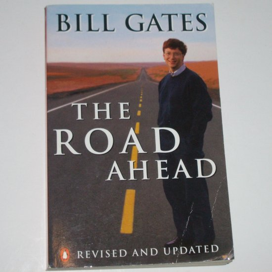 The Road Ahead by BILL GATES Trade Size 1996