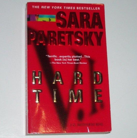 Hard Time by SARA PARETSKY A V.I. Warshawski Mystery 2000