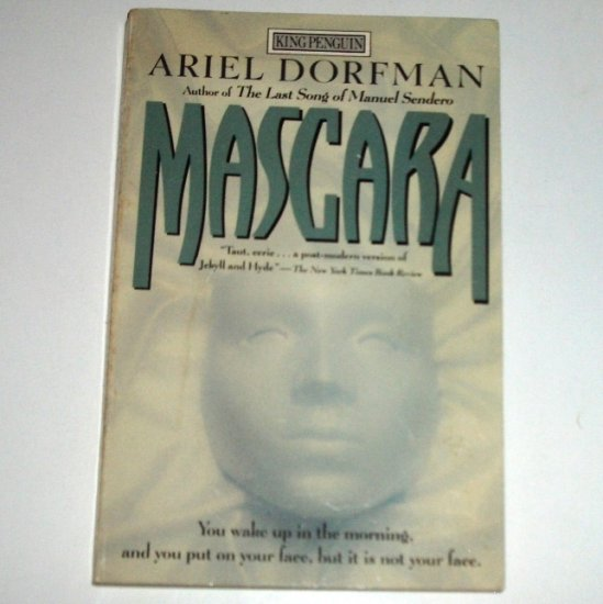 Mascara by ARIEL DORFMAN Trade Size 1989