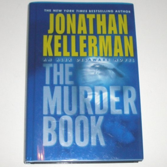 The Murder Book by JONATHAN KELLERMAN Hardcover Dust Jacket 2002 First Edition