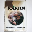 Tolkein Authorized Biography by HUMPHREY CARPENTER Hardcover Dust Jacket 1977
