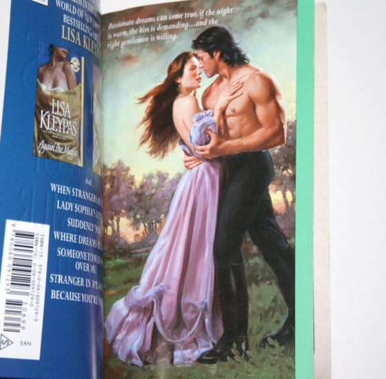 Secrets of a Summer Night by LISA KLEYPAS Historical Victorian Romance 2004 Wallflowers Series