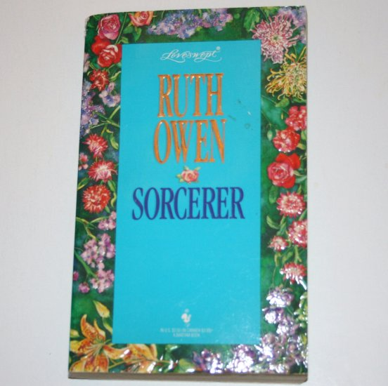Sorcerer by RUTH OWEN Loveswept Romance No 714 1994