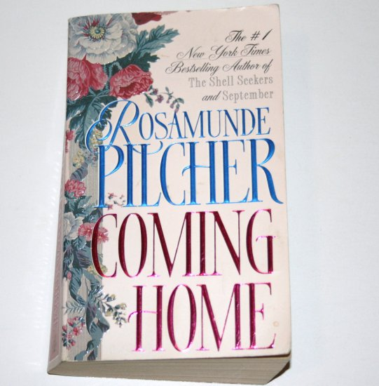 Coming Home by Rosamunde Pilcher Historical 1930's Romance 1996