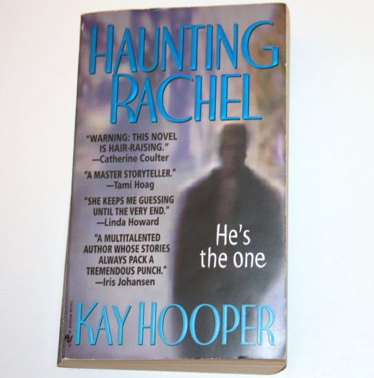Haunting Rachel by KAY HOOPER Romantic Suspense 1999