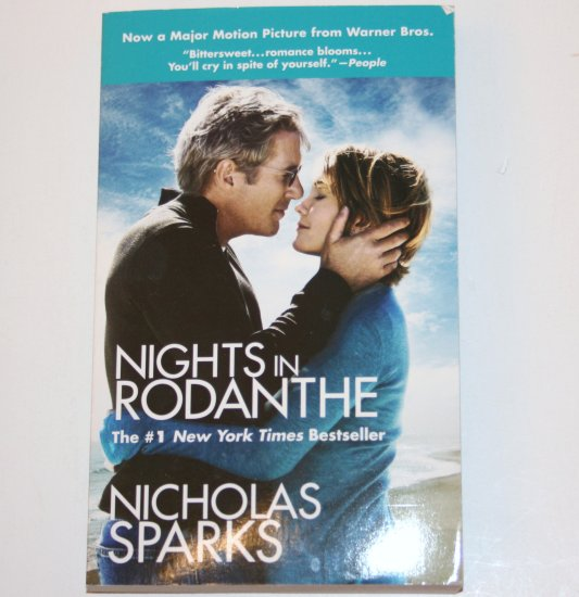 Nights in Rodanthe by NICHOLAS SPARKS Romance 2008