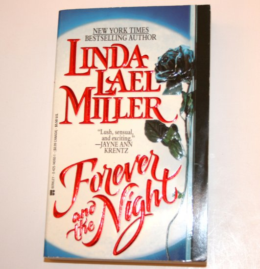 Forever and the Night by LINDA LAEL MILLER Historical Paranormal Vampire Romance 1993