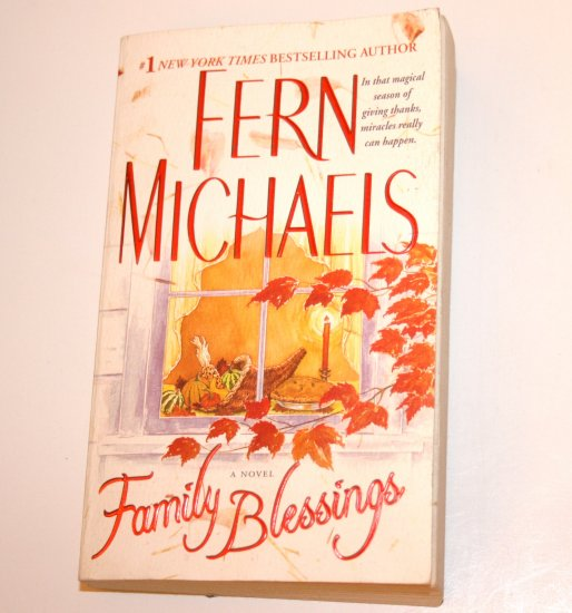 Family Blessings by Fern Michaels Romance 2004 Cisco Family Series