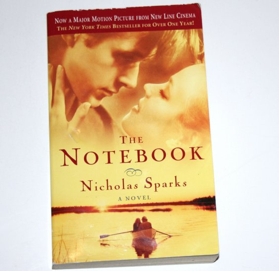 The Notebook by NICHOLAS SPARKS Romance 2004