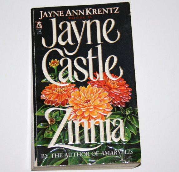 Zinnia by JAYNE CASTLE Futuristic Romance 1997 Harmony Series