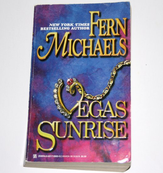 Vegas Sunrise by Fern Michaels Contemporary Romance 1998