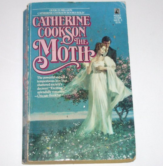 The Moth by CATHERINE COOKSON Historical Turn of the Century Romance 1987