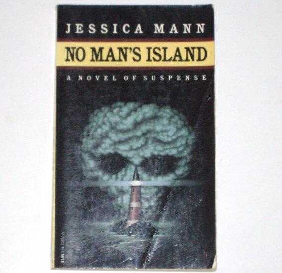 No Man's Island by JESSICA MANN Suspense Thriller 1985