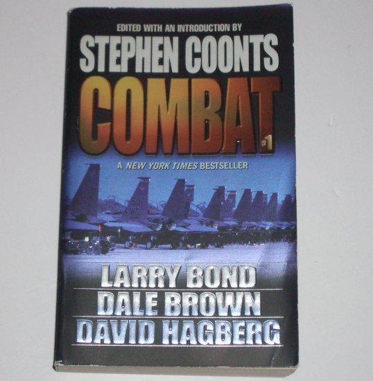 Combat by STEPHEN COONTS, LARRY BOND, DALE BROWN, et al Military Fiction 2001