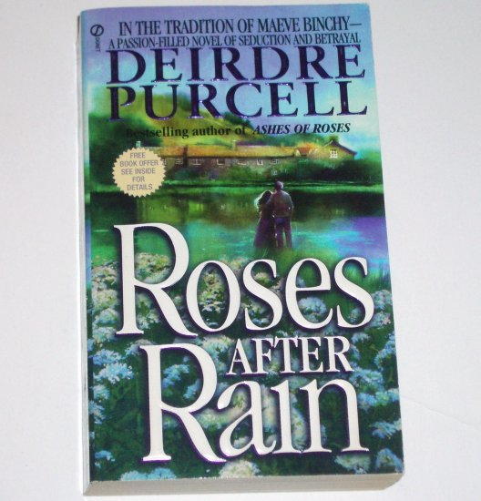 Roses After Rain by DEIRDRE PURCELL Contemporary Romance 1996