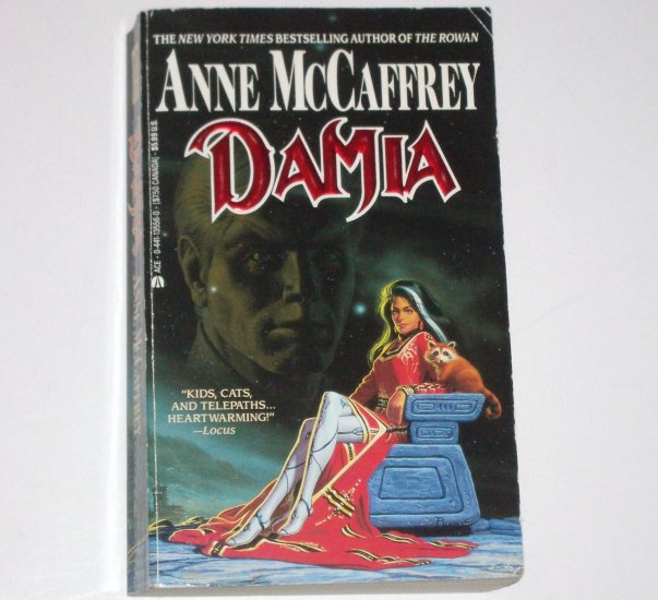 Damia by ANNE McCAFFREY The Tower and Hive Series 1993