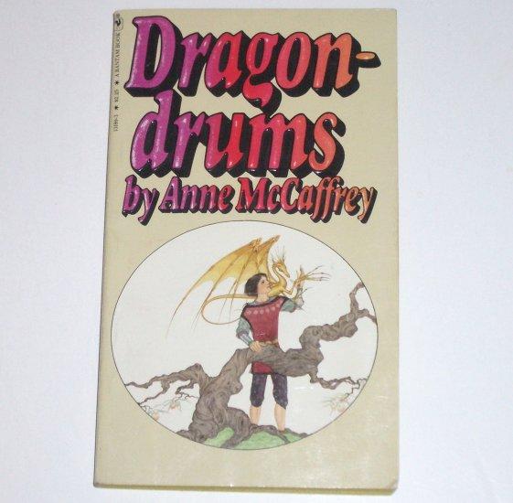 Dragondrums by ANNE McCAFFREY Dragonriders of Pern 1980