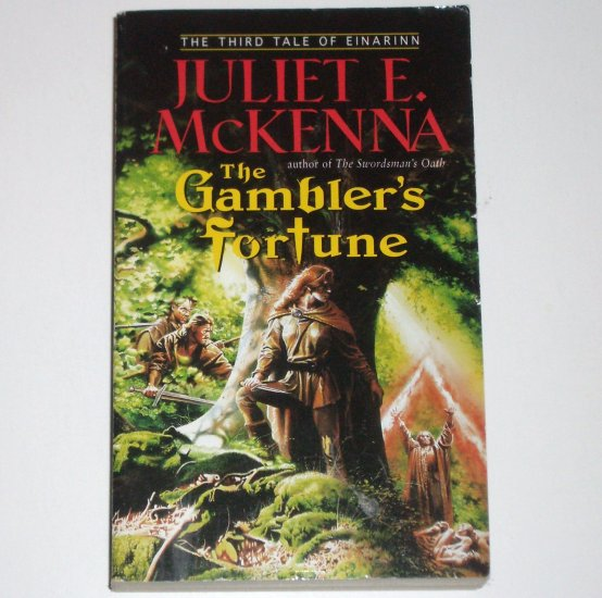 The Gambler's Fortune by JULIET E McKENNA Fantasy 2001 The Tales of Einarinn Series