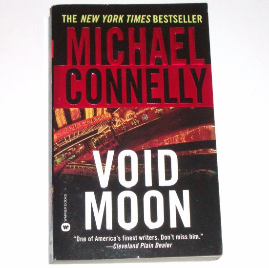 Void Moon by MICHAEL CONNELLY Suspense Thriller 2003