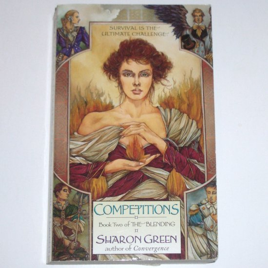 Competitions  - Book Two of The Blending by SHARON GREEN Fantasy 1997