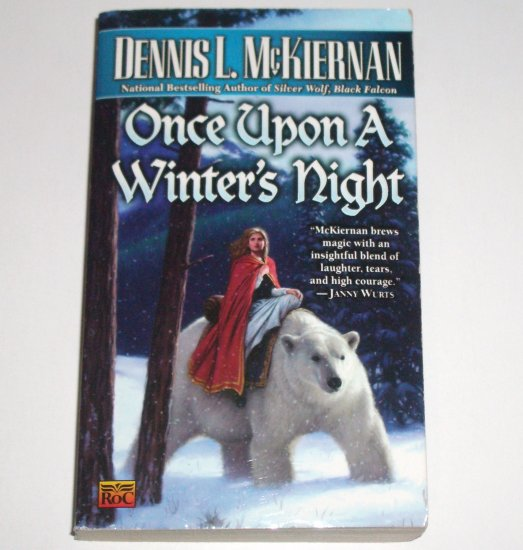 Once Upon a Winter's Night by DENNIS L McKIERNAN Fantasy 2002 Once Upon Series