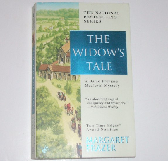 The Widow's Tale by Margaret Frazer A Dame Frevisse Medieval Cozy Mystery 2006 Berkley Prime Crime