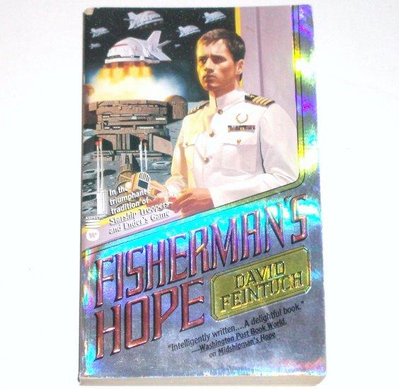Fisherman's Hope by DAVID FEINTUCH Science Fiction 1996 The Seafort Saga