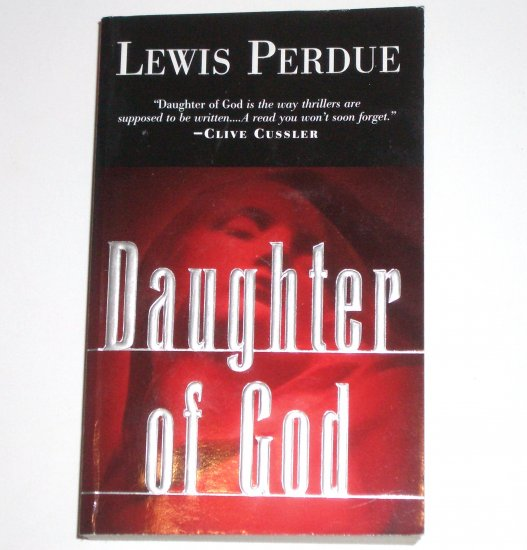 Daughter of God by LEWIS PERDUE Mystery 2001