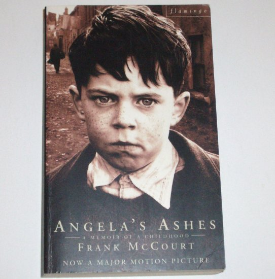 Angela's Ashes by FRANK McCOURT Memoir 1999 Pulitzer Prize Winner