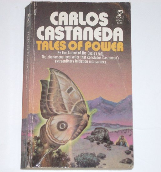 Tales of Power by CARLOS CASTANEDA 1976