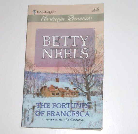 The Fortunes of Francesca by Betty Neels 2002