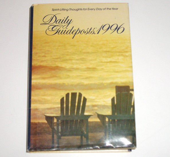 Daily Guideposts 1996 Religous and Spiritual Daily Devotions