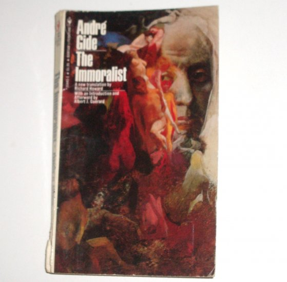 The Immoralist by ANDRE GIDE 1976