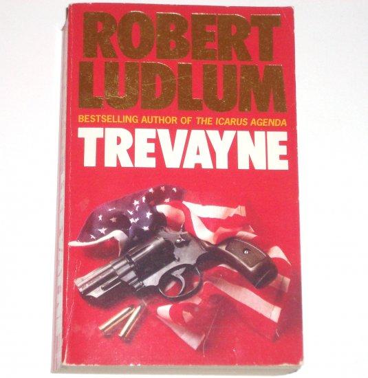 Trevayne by ROBERT LUDLUM Thriller 1989 Import