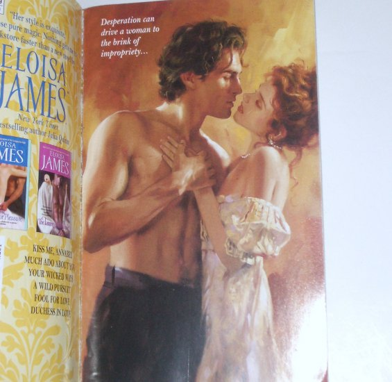 Desperate Duchesses by ELOISA JAMES Historical Georgian Romance 2007 Desperate Duchesses Series