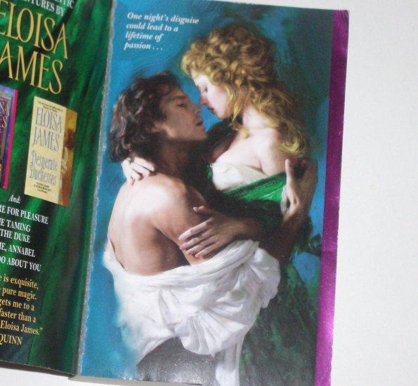 Duchess by Night by ELOISA JAMES Historical Georgian Romance 2008 Desperate Duchesses Series