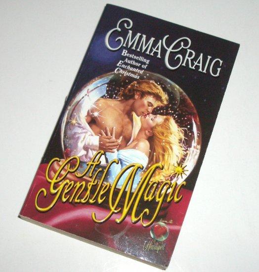 A Gentle Magic EMMA CRAIG Historical Western Romance 1999 Heartspell Love Spell Land of Enchantment