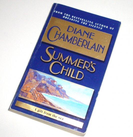 Summer's Child by DIANE CHAMBERLAIN Romantic Suspense 2000