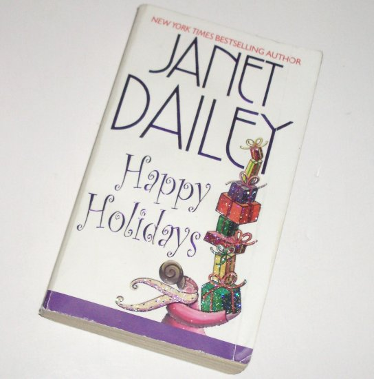 Happy Holidays by Janet Dailey Christmas Romance 2-in-1 2004