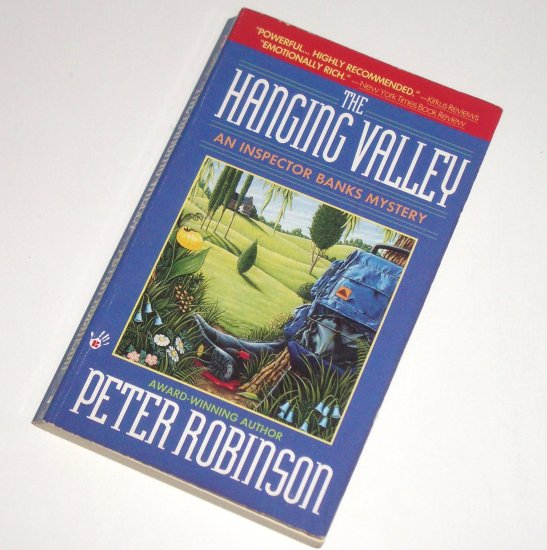 The Hanging Valley by PETER ROBINSON An Inspector Banks Mystery 1994 Prime Crime