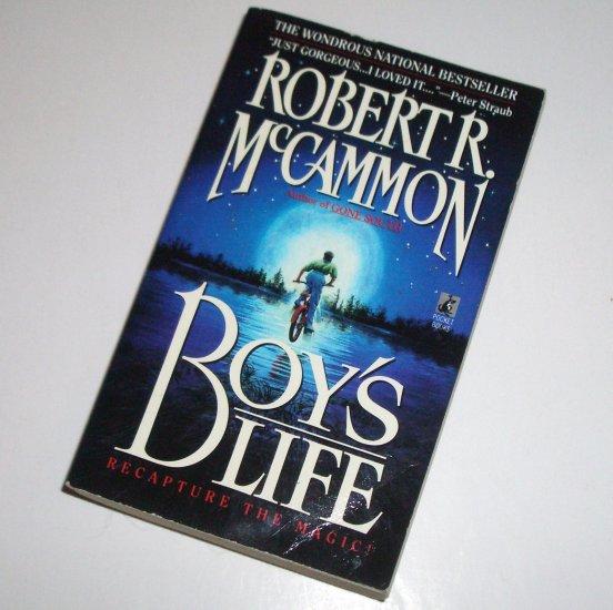 Boy's Life by ROBERT R McCAMMON Horror 1992