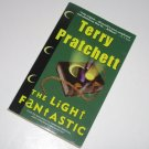 The Light Fantastic by TERRY PRATCHETT Fantasy 2000 Discworld Series